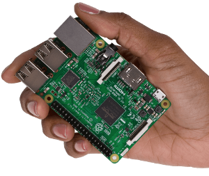 Raspberry Pi is an amazing computer that fits in the palm of your hand